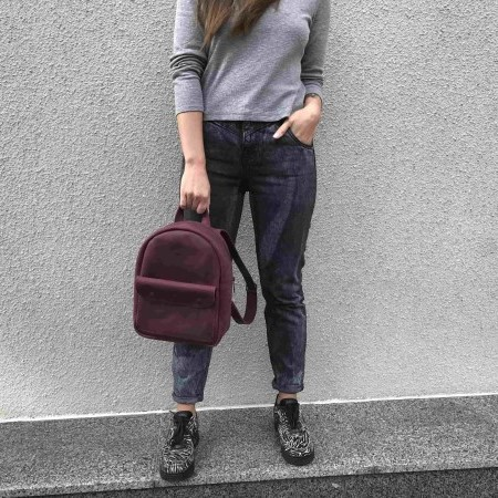 Marsala Stylish Backpack