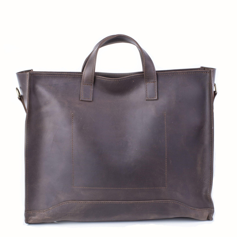 Brown Briefcase