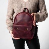 Stylish Marsala Backpack