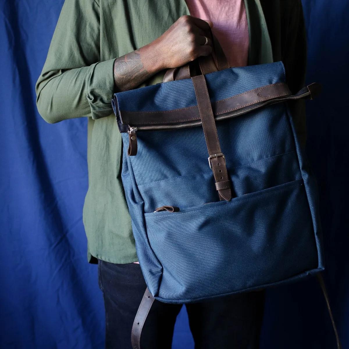 Backpack in Brown