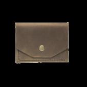 Brown Card Holder