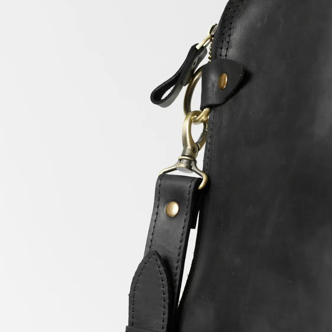 Leather MacBook Bag