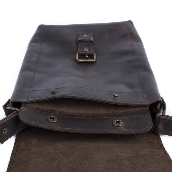 Brown Flexi Slim Bag