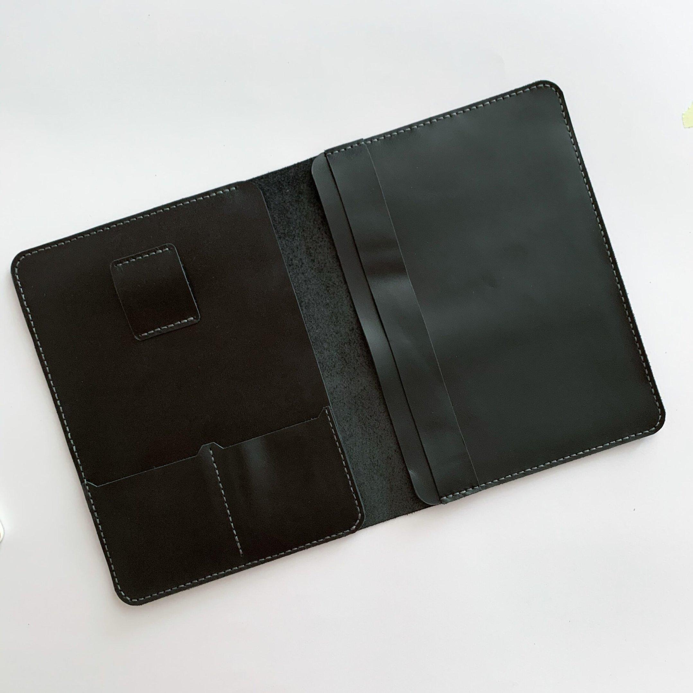 Glossy Black Ipad Case