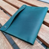 Leather Green Remarkable 2 Tablet Case