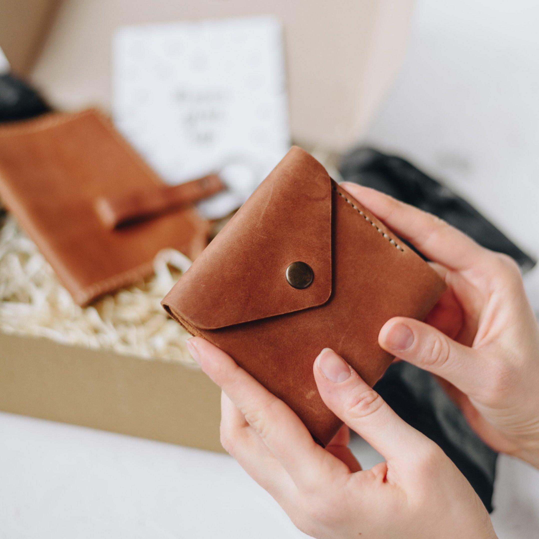 Women's Unique Leather Gift Set