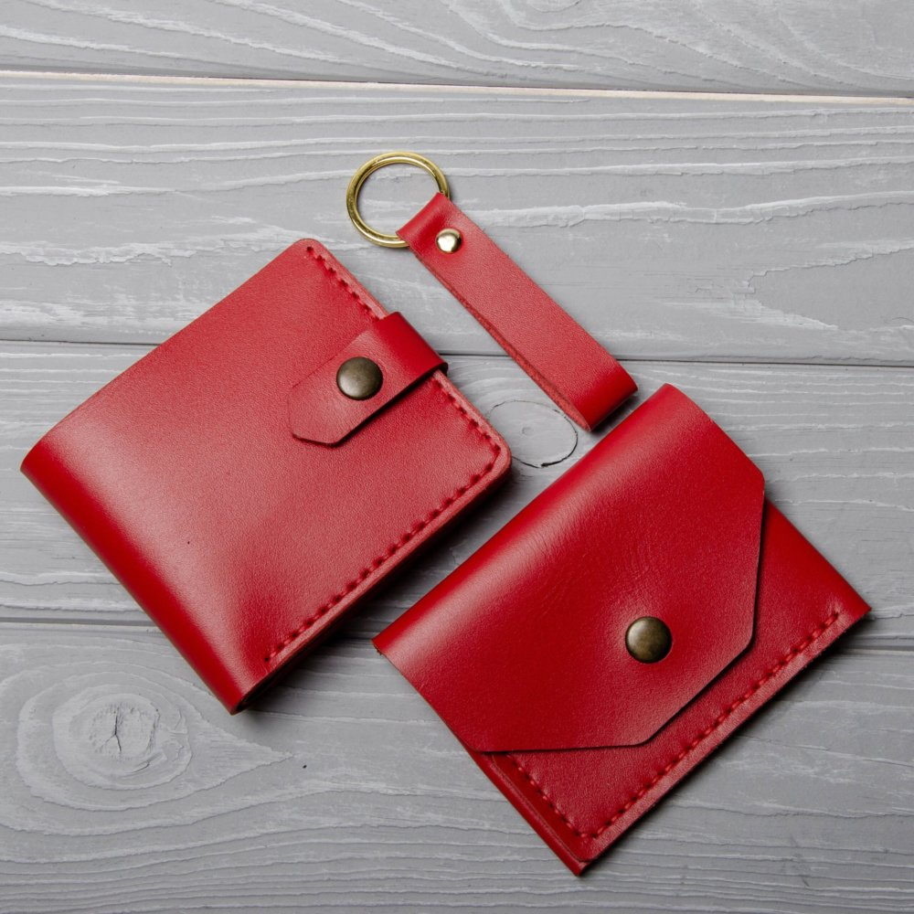 Leather Gift Set for Women