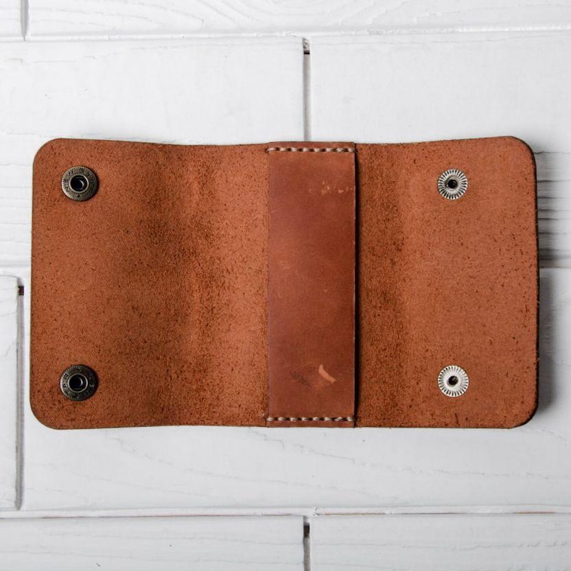 Stylish Leather Card Holder