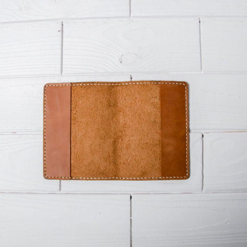 Classic Leather Passport Case
