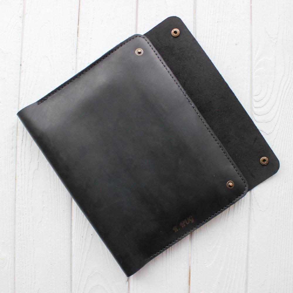 Leather Black Remarkable 2 Tablet Case